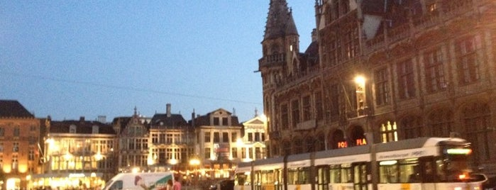 De Maecht van Ghent is one of Top Bars in Ghent.