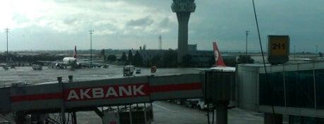 İstanbul Atatürk Havalimanı (ISL) is one of Istanbul.