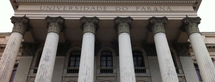 UFPR - Universidade Federal do Paraná is one of Curitiba/2011.