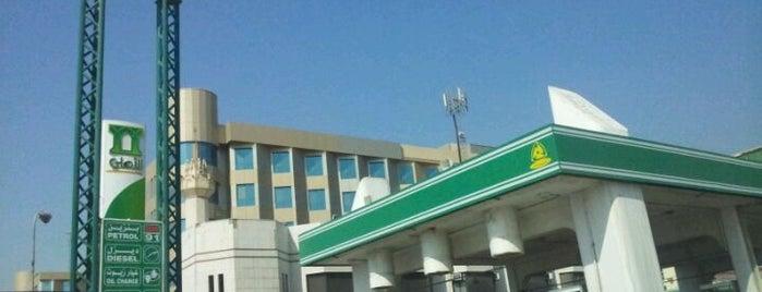 محطة التسهيلات is one of Adam's Liked Places.
