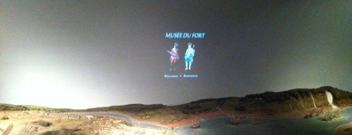 Musée Du Fort is one of Orte, die Mitchell gefallen.