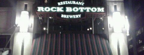Rock Bottom Restaurant & Brewery is one of Best Places to Check out in United States Pt 6.