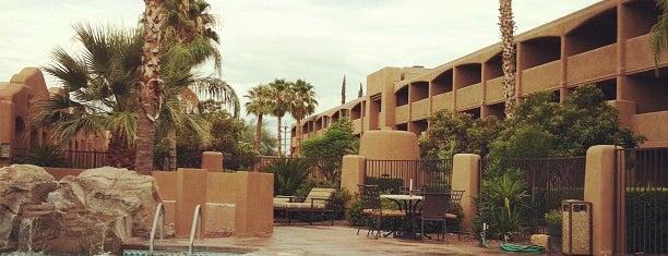 La Posada Lodge & Casitas is one of AZ.