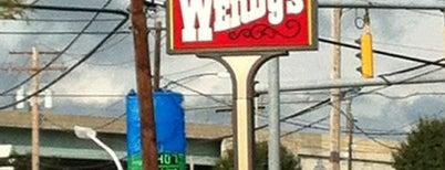Wendy's is one of Lugares favoritos de Pretty.