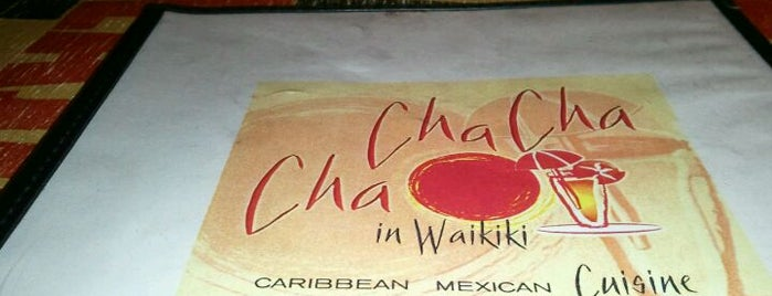 Cha Cha Cha Mexican Restaurant is one of Hawaii  Vacay.