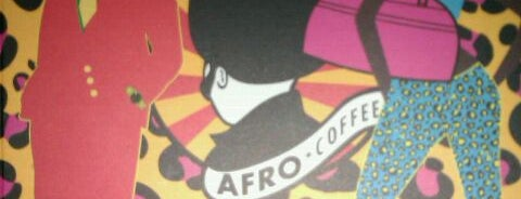 Afro Cafe is one of The Dog's Bollocks' Salzburg.