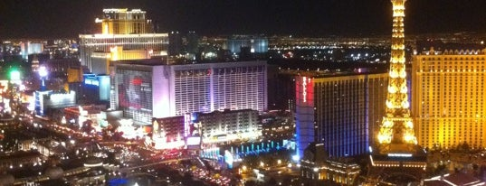 The Las Vegas Strip is one of wonders of the world.