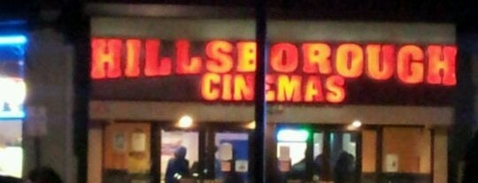 Hillsborough Cinemas is one of Orte, die Stephen gefallen.
