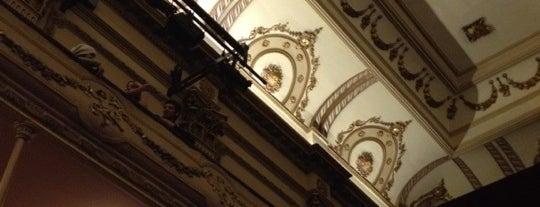 Sala Verdi is one of monte.