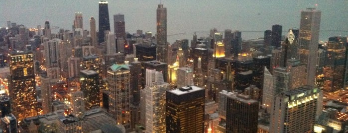 Skydeck Chicago is one of Traveling Chicago.