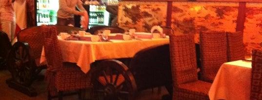 Красный фонарь is one of Восточная кухня | Eastern Diner.