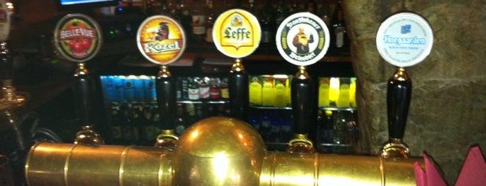 Beer Garden is one of Drinking.