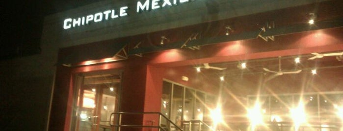 Chipotle Mexican Grill is one of Must-visit Food in Richmond.