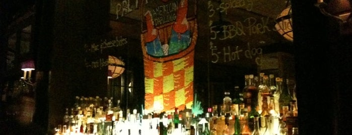 Eastern Standard is one of Stevenson's Favorite Whiskey Bars.