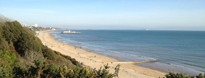 Middle Chine is one of The UK's Best Sandy Beaches.