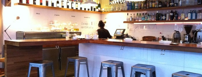 5º Pino is one of Barcelona's Burgers.