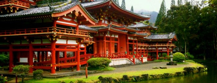 Byodo-In Temple is one of Oahu: The Gathering Place.