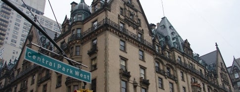 The Dakota is one of IWalked NYC's Upper West Side (Self-guided tour).