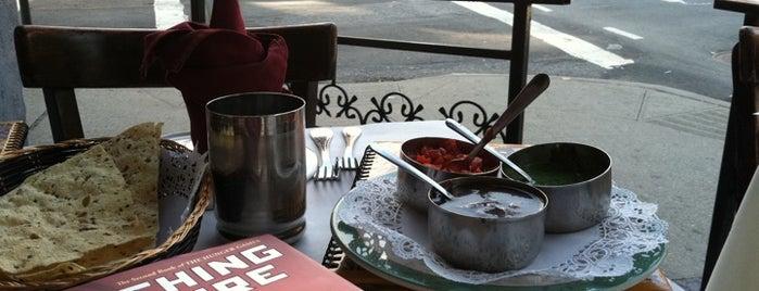 Banjara Indian Restaurant is one of NYC Restaurants: To Go.