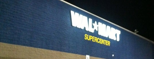 Walmart Supercenter is one of Orte, die Denette gefallen.