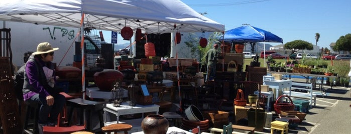 Treasure Island Flea is one of Locais salvos de Meg.
