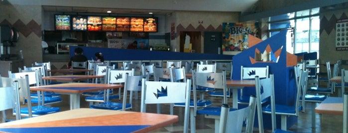 Burger King is one of สถานที่ที่ Caipirinha ถูกใจ.