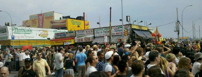 Mermaid Parade Ride is one of Top Picks for having Fun in Coney Island.