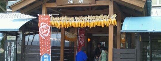 阿蘇白水温泉 瑠璃 is one of Lieux qui ont plu à Shigeo.