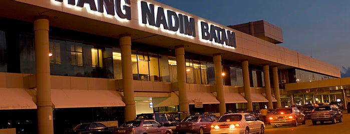 Hang Nadim International Airport (BTH) is one of Airports Around The World.