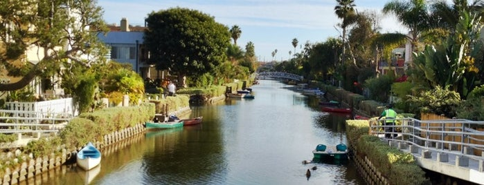 Venice Canals is one of Los Angeles LAX & Beaches.