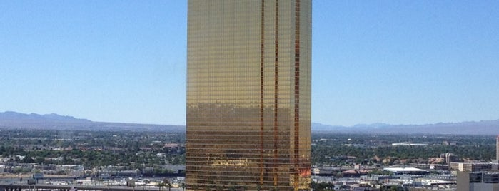 Trump International Hotel Las Vegas is one of Tempat yang Disimpan PenSieve.