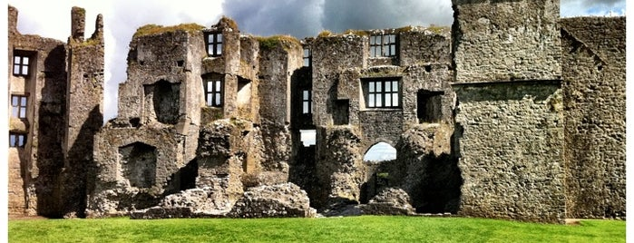 Roscommon Castle is one of When you travel.....