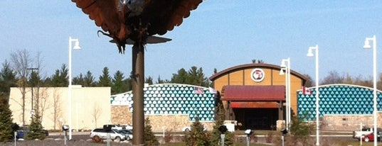 Seven Clans Red Lake Casino is one of Minnesota Casinos.