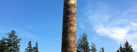 Astoria Column is one of Oregon Coast.