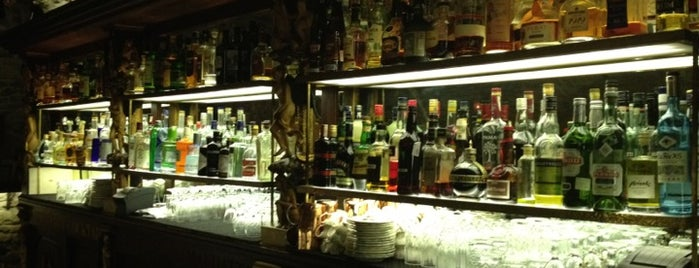 Black Angel's Bar is one of Prague Favs.