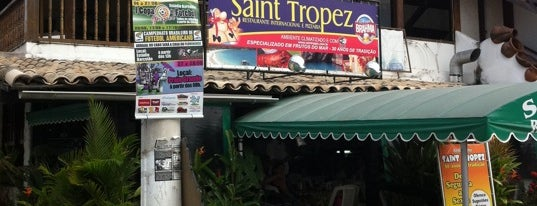 Saint Tropez is one of The Best Food.