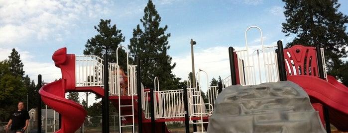 Audobon Park is one of Spokane Edits & Merges.