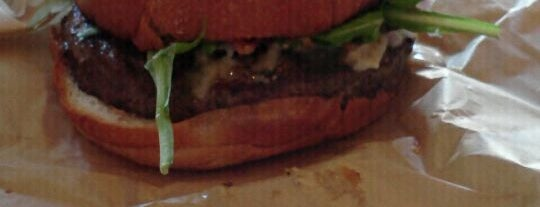 The Oaks Gourmet is one of Burgers.
