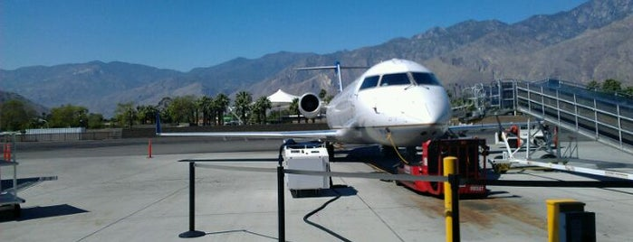 Palm Springs International Airport (PSP) is one of AIRPORT.