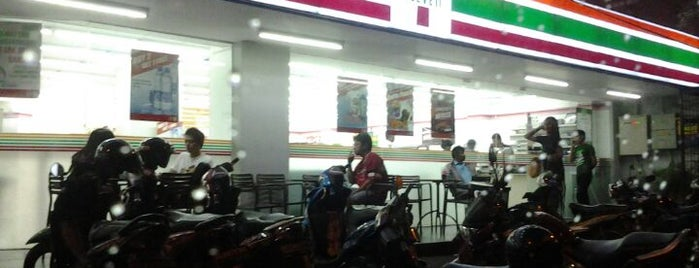 7-Eleven is one of Indonesia.