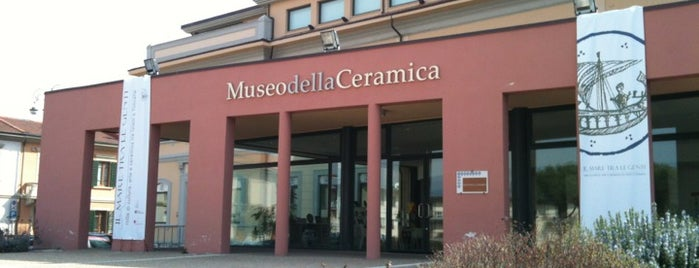 Museo Della Ceramica is one of 4sq Specials in Tuscany.