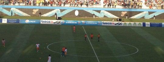 Estadio Carlos Iturralde is one of erykacea: сохраненные места.