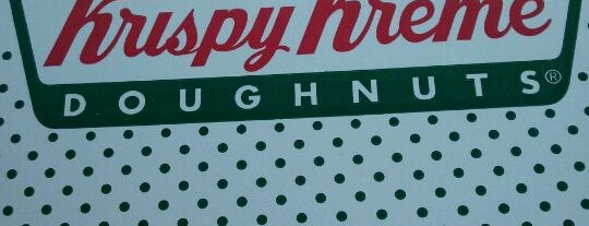 Krispy Kreme Doughnuts is one of Favorite Restaurants in Lone Tree, CO.