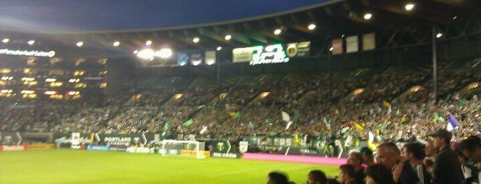 Providence Park is one of Great Sport Locations Across United States.