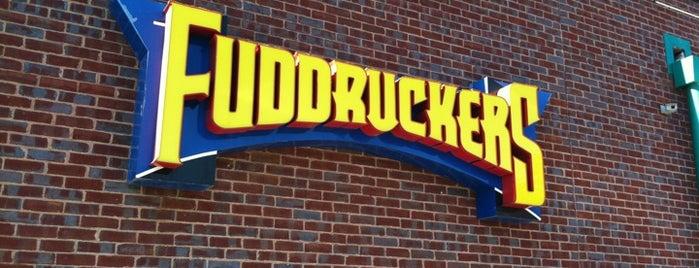 Fuddruckers is one of Gespeicherte Orte von Chuck.
