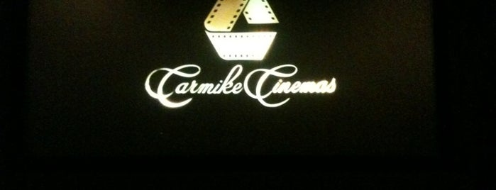 Carmike 10 Cinemas is one of Posti salvati di George.