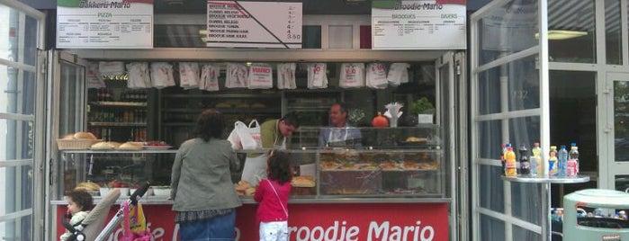 Broodje Mario is one of NFF - Festivallocaties & Tips.