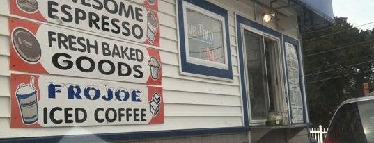Aroma Joe's Coffee is one of Lieux qui ont plu à Travis.