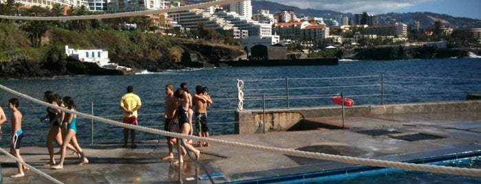 Clube Naval do Funchal is one of Funchal #4sqCities.