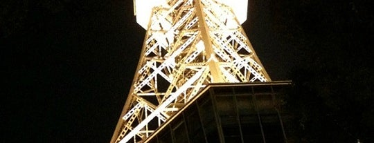 名古屋テレビ塔 is one of 日本夜景遺産.